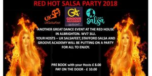 The Red Hot Salsa Party,